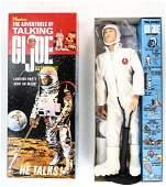 Talking GI Joe Astronaut Action Figure 2003