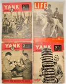 Lot of 3 WWII Magazines
