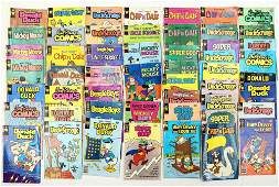 Lot of Disney Comics