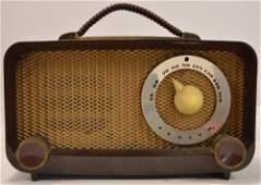 Zenith Model G511 Bakelite Radio