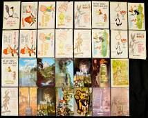 Lot Of 30 Looney Tunes Postcards