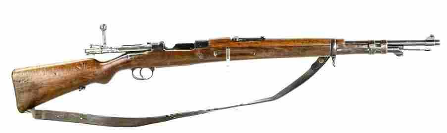 Spain Model 1943 Rifle 7.92x57mm