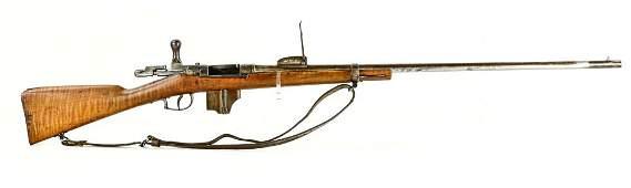 Sporterized Dutch Beaumont M1871/88 11.3x51R