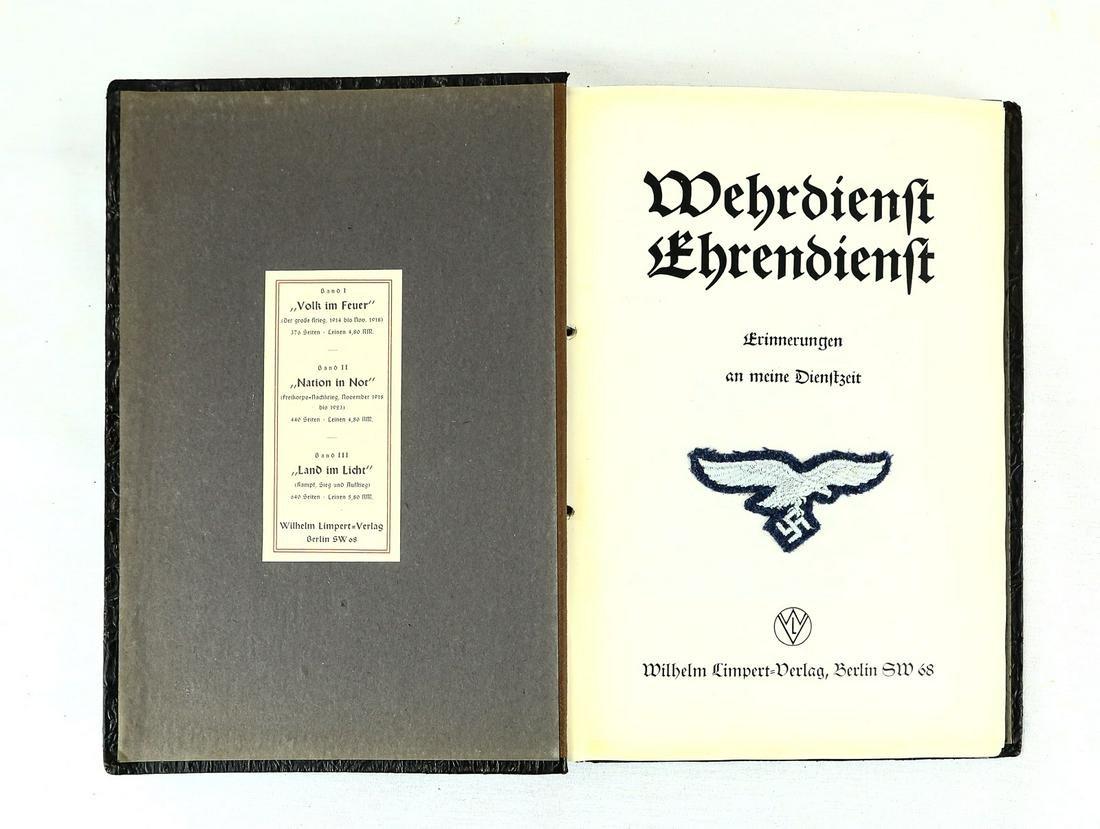 WWII German Luftwaffe Photo Album