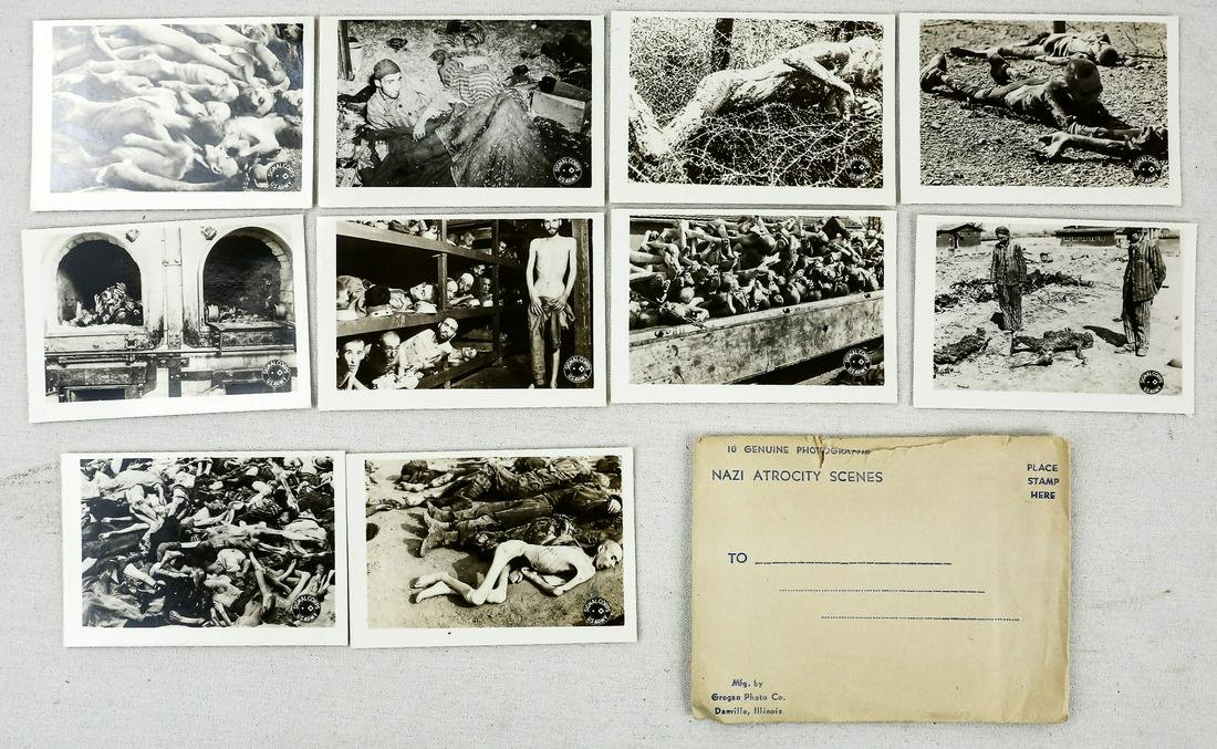 WWII German Concentration Camp Photos (10)