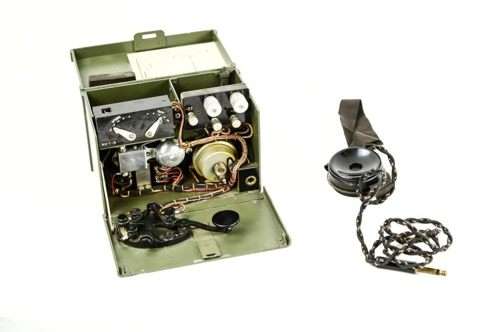 US WWII Telegraph