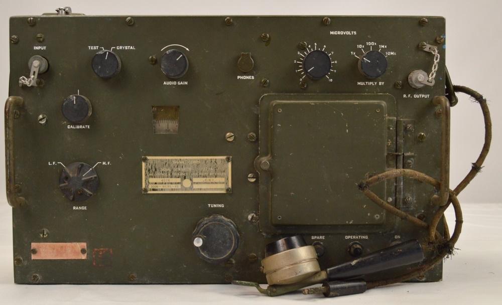 US Army Signal Generator