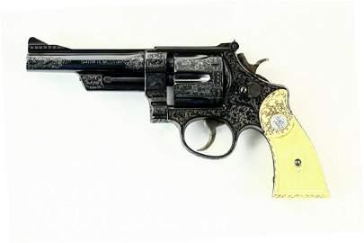 Dan Wesson's S&W Pre-Model 27 .357 Revolver