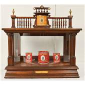 Country Store Prince Albert Tobacco Display Case