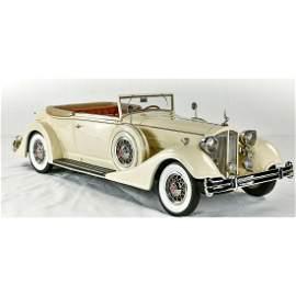 1934 Packard Dietrich Model Car