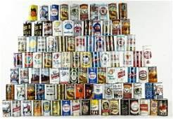 Vintage Collection of Unusual Beer Cans