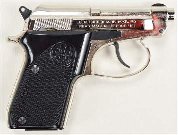 Beretta 21A 22LR Pistol