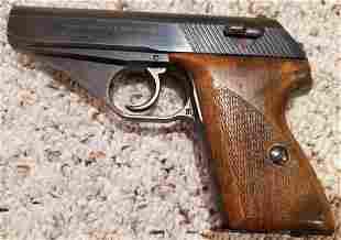 WWII German Officer's Mauser HSc Pistol