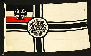 WWII German Battle Flag