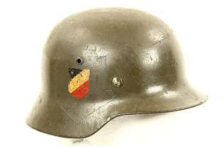 German M35 Double Decal Helmet