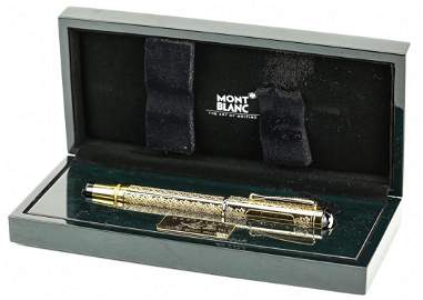 Montblanc Louis XIV FP in Box NOS