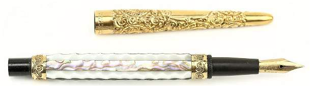 Parker 46 Abalone Mother of Pearl FP