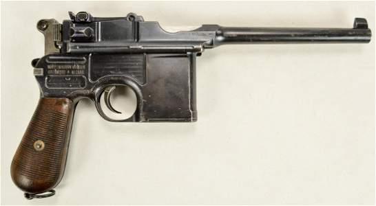 Mauser C96 Broomhandle 7.63 Mauser