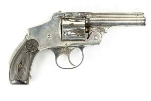 Smith & Wesson Safety Hammerless 1st Model .38 S&W
