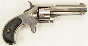 Remington Smoot New Model #1 Pistol .30 Rimfire