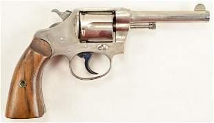 Colt Police Positive CTGH .32 Long Revolver