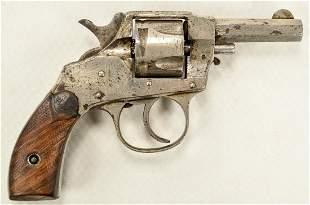 Hopkins & Allen Double Action Pistol .32 Short