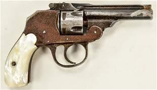 US Revolver Co. Tip-Up Revolver .32 Short
