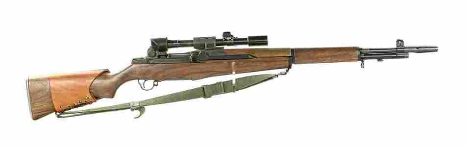 Springfield Armory M1D Garand Sniper Rifle