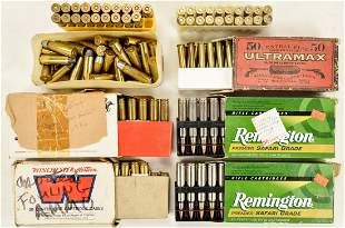 163 Rounds of Various Large Caliber Ammo