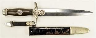 WWII German 1st Pattern RLB Lower Ranks Dagger