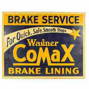 Wagner Comax Single Sided Sign