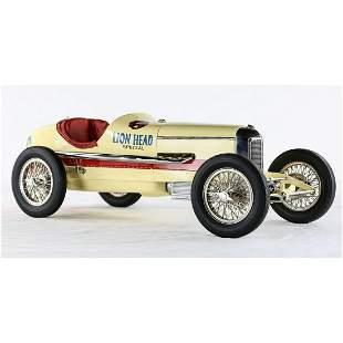 1932 Miller Lion Head Special Midget Racer Model