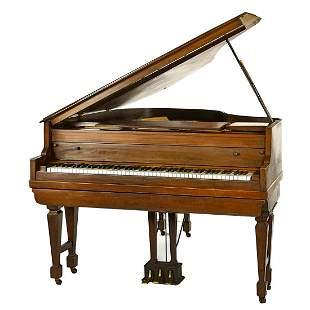 Brambach Co. Baby Grand Piano Player
