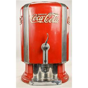 1933 Coca Cola Century of Progress Dole Dispenser