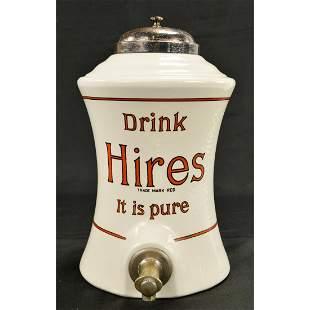 Vintage Hires Root Beer Dispenser