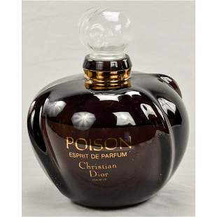 """Christian Dior """"Poison"""" Factice Store Display"""