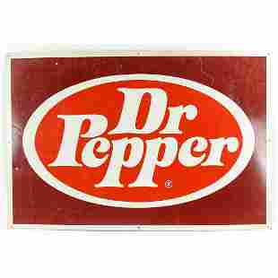 Dr Pepper Single Sided Sign