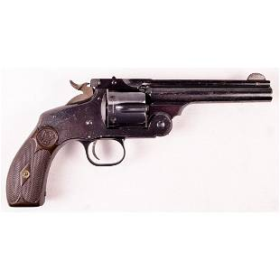 Smith & Wesson New Model 3 Revolver .44 Russian(A)