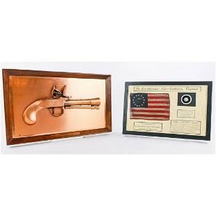 US Revolutionary War Items
