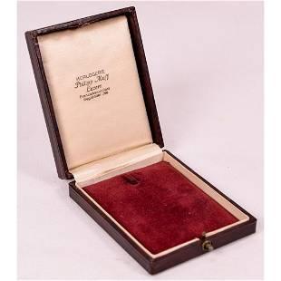 WWII German Watch/Jewelry Box - Box Only