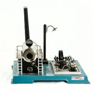 Wilesco Steam Engine