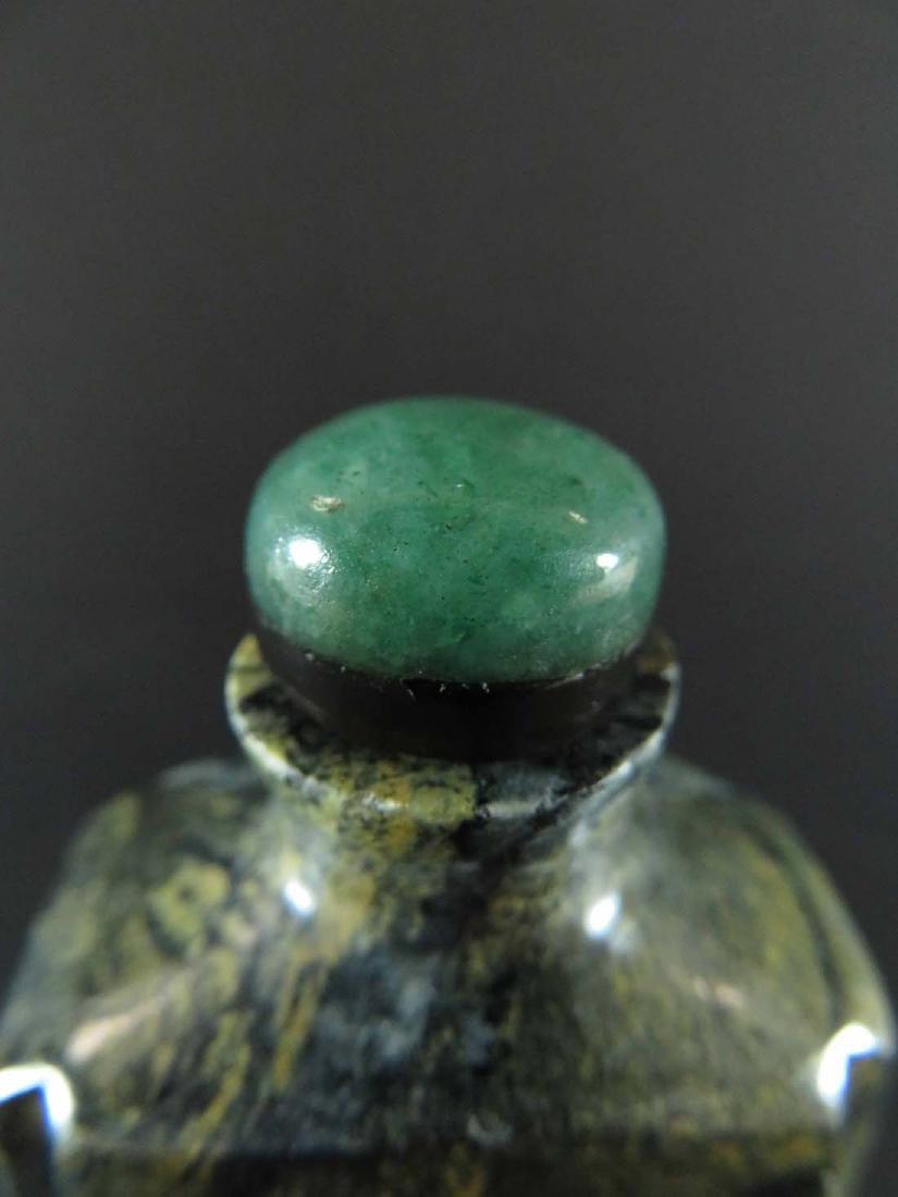 Chinese Snuff Bottle Stone - 4