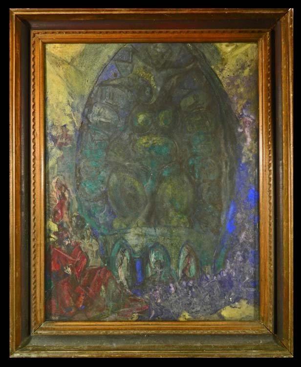 "Boris Anisfeld ""Feast of Balthasar"""