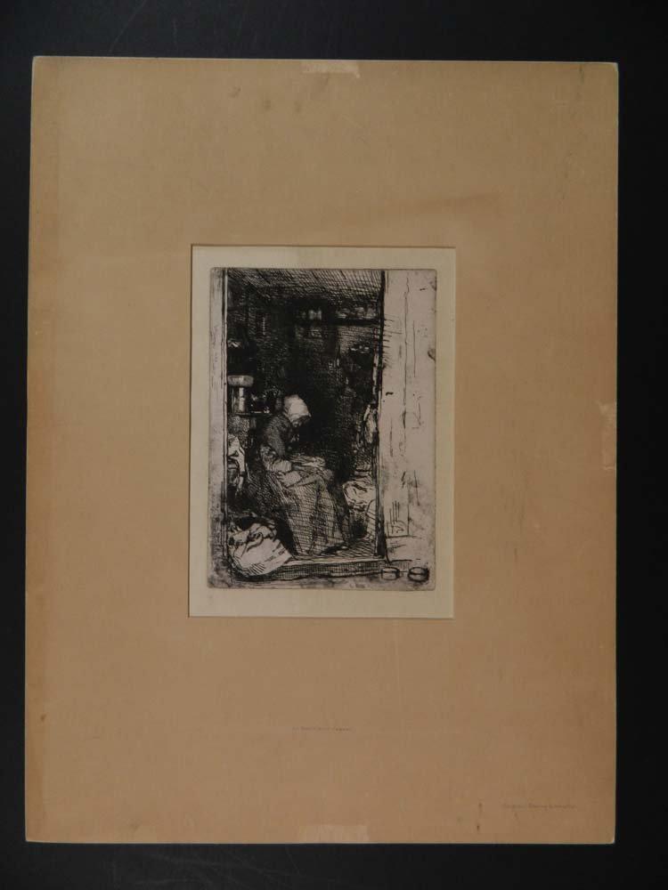 """JAM Whistler Second State """"La Vieille aux Loques"""""""