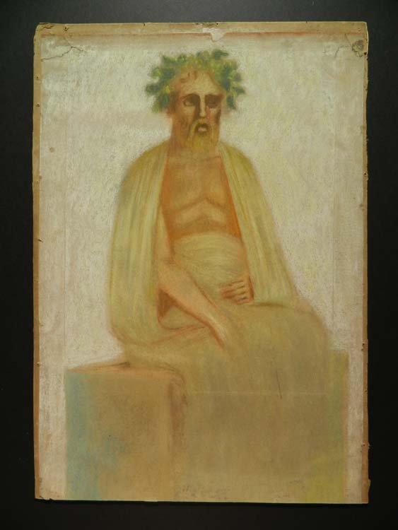 James Ensor Pompeiian Priest Belgium