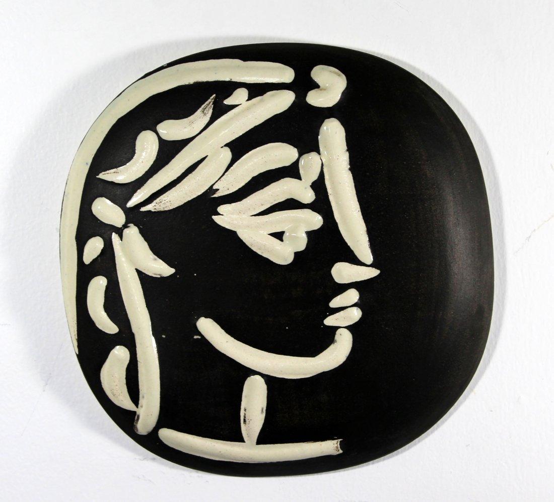 Empreinte Original Picasso Madoura Plein Feu Spotlight