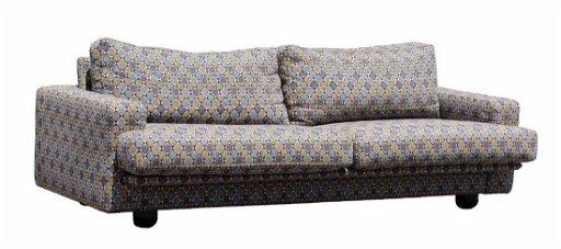 Dellarobbia Long Sofa Couch Italian Style 1980\'s - Oct 14, 2018 | Le ...