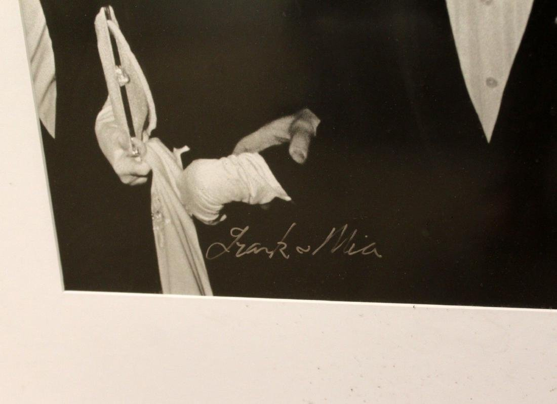 Mid Century Modern Photograph Frank Mia Harry Benson - 4