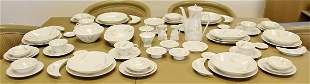 Loewy Rosenthal Porcelain Dinnerware Form Colored