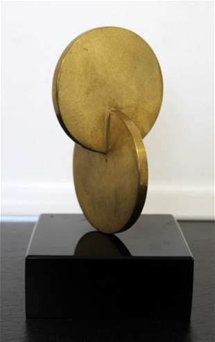 James Nani Invent 103 Gold Interlocking Modern
